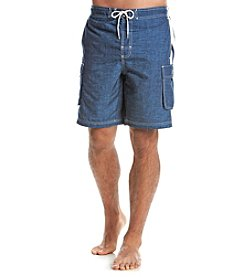 Paradise Collection Men's Pieced Side Trunk
