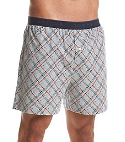 Tommy Hilfiger® Men's Heart Print Knit Boxer