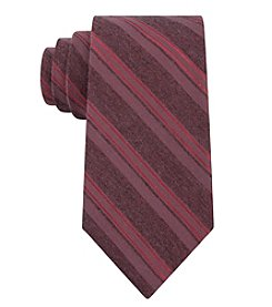 Calvin Klein Men's Hot Double Stripe Tie