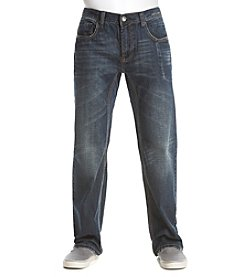 Axel MFJ Co.® Men's Mansfield Relaxed Straight Jeans