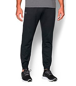Under Armour® Men's Black Sportstyle Jogger Pants