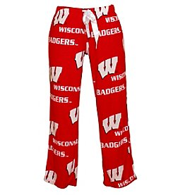 College Concepts NCAA® Wisconsin Badgers Women's Facade Pant