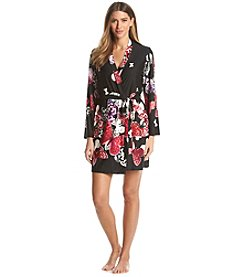 Linea Donatella® Butterfly Wrap Robe