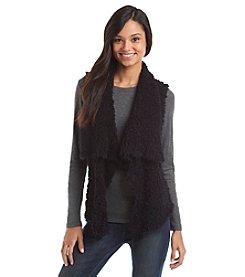 Kensie® Chubby Fur Vest