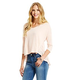 Jessica Simpson High-Low Pullover