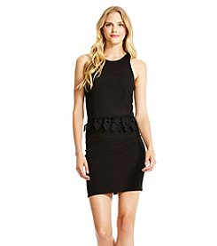 Jessica Simpson Ponte Tube Skirt