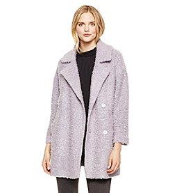 Vince Camuto® Drop-Shoulder Boucle Jacket