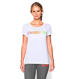Under Armour® Spectrum Stripe Tee