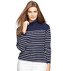 Lauren Ralph Lauren® Plus Size Amanda Long Sleeve Sweater