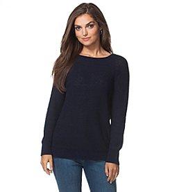 Chaps® Bateau-Neck Sweater
