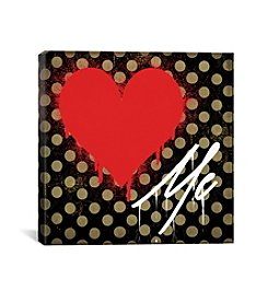 iCanvas Love Me II by Color Bakery Canvas Print