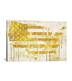 iCanvas American Dream I by Color Bakery Canvas Print