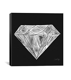 iCanvas Diamond Artprint by Cat Coquillette Canvas Print