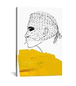 iCanvas Veiled Beauty by Judith van den Hoek Canvas Print