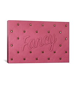 Fancy Pink by 5by5collective Canvas Print