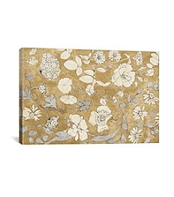 iCanvas Floral Joy II by All That Glitters Canvas Print