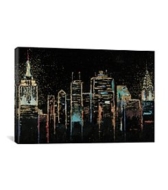 iCanvas Cityscape by James Wiens Canvas Print