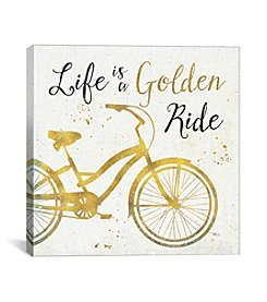 iCanvas Golden Ride I by Pela Studio Canvas Print