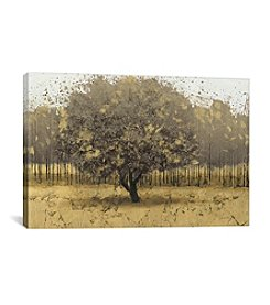 iCanvas Golden Trees I by James Wiens Canvas Print