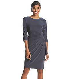 Alex Evenings® Ruched Side Dress