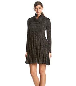 Calvin Klein Cowlneck Sweater Dress