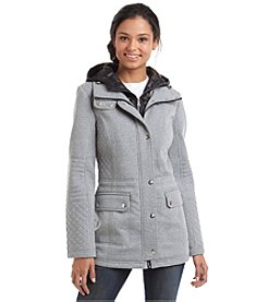 Jessica Simpson Fleecy Wool Anorak
