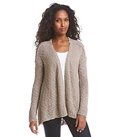 Fever™ Open Front Cardigan