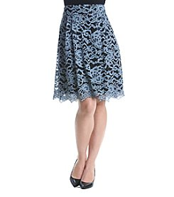 Ivanka Trump® Two Piece Lace Skirt