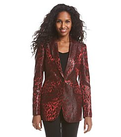 Anne Klein® Peak Lapel Jacket