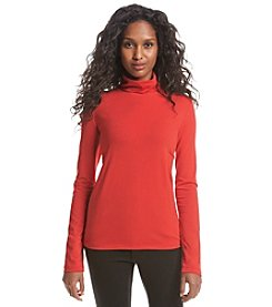 Anne Klein® Turtleneck Top