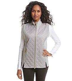 Anne Klein® Quilted Vest
