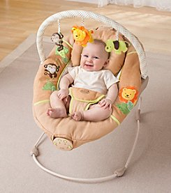 Summer Infant® Sweet Comfort Musical Bouncer - Swingin' Safari