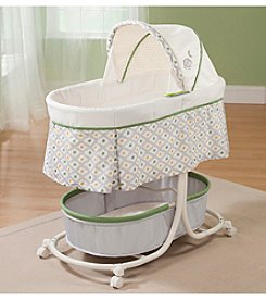 Summer Infant® Soothe and Sleep Bassinet With Motion - Sweet Lamb