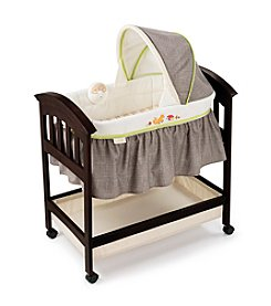 Summer Infant® Classic Comfort™ Wood Bassinet - Fox and Friends