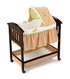 Summer Infant® Classic Comfort™ Wood Bassinet - Swingin' Safari