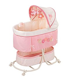 Summer Infant® Soothe and Sleep Bassinet With Motion - Pink