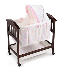 Summer Infant® Classic Comfort™ Wood Bassinet - Bedtime Blossom