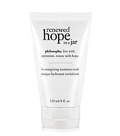 philosophy® Renewed Hope In A Jar Re-Energizing Moisture Mask