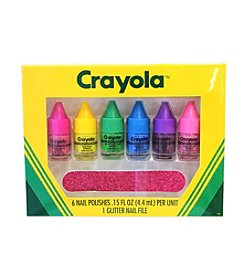 Lotta Luv® Crayola Nail Polish Gift Set