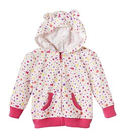 mix&MATCH Baby Girls' 3-24 Months Long Sleeve Hoodie