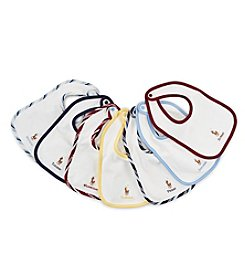 Lauren® Baby Boys Days Of The Week Bibs