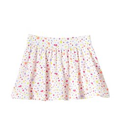 Mix & Match Girls' 2T-6X Polka Dot Print Scooter Skirt