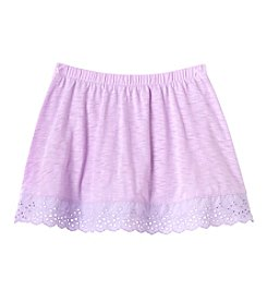 mix&MATCH Girls' 2T-6X Eyelet Scooter Skirt