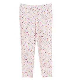 mix&MATCH Girls' 2T-6X Polka Dot Print Leggings