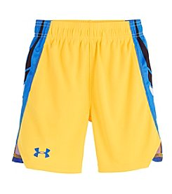 Under Armour® Boys' 4-7 UA Select Basketball Shorts