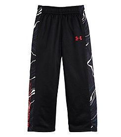 Under Armour® Boys' 2T-7 Brawler Print Pants