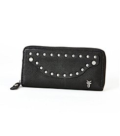 Frye® Nikki Nail Head Large Wallet