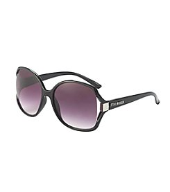 Steve Madden Square Open Side Sunglasses