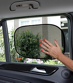 Dreambaby 2 Pop Up Static Cling Car Shades