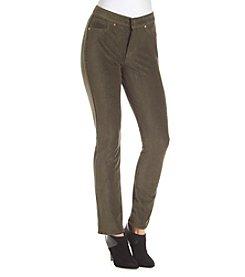 Gloria Vanderbilt® Corduroy Leggings